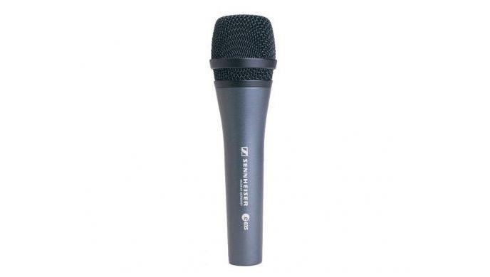 Microfone_Sennheiser