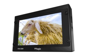 TVLogic VFM-058W 5.5″ Full HD On-Camera Monitor