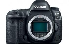Câmera Canon Mark IV 5D